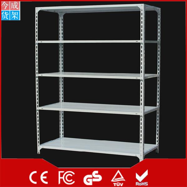 China Alibaba Warehouse Light Duty Rack Steel Angle
