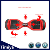 two wheels Mini scooter 36v self balance scooter 2 wheel safety electric unicycle 6.5 inch smart drifting board 12km/h