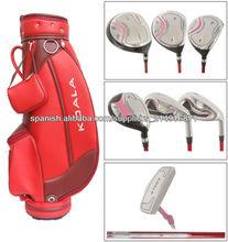 golf complete set/oem de palos de golf juego completo
