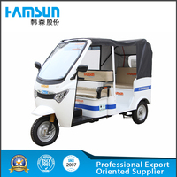 60V 1120W electric tuk tuk for sale /electric passenger rickshaw/auto rickshaw for sale