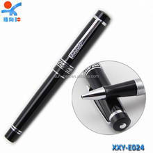 2015 black Custom metal engraving pen / engrave ballpen / business gift pen