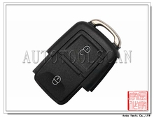 For VW remote card 2 Button 1 JO 959 753 N 433Mhz for Europe South America car key (AK001010)