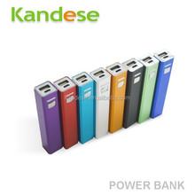External Battery Aluminum Alloy Mobile Cargador Portable Charger Power Bank 2800mah Powerbank Carregador de bateria Protatil