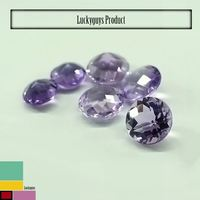 AAA Quality Amethyst Round Cut 2.25 mm Lot of 20 pieces