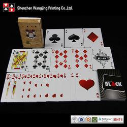 Plastic Card,Waterproof Plastic Playing Card,Custom Printed Plastic Card ,Transparent Plastic Playing Cards Logo Playing Cards