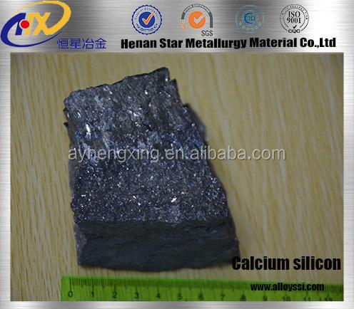 silicon calcium si60ca30 si55ca30 lump or powder