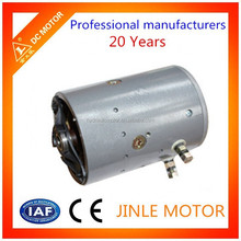 Customized 24v brush dc pump motor generator w8950