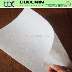 Popular Shoes vamp lining fabric nonwoven lining
