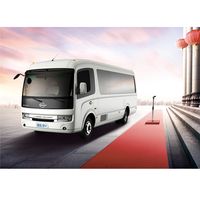 Electric bus for government, company / commercial, travel agent / tourist, organization, school use, left or right hand drive