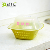 PP Double drop of fruit and vegetable basket