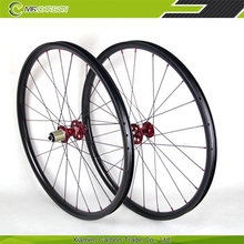High quality carbon wheels 26er mtb for road bike with different kind of hubs