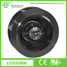 Exhaust Plastic Industrial AC Centrifugal Fan