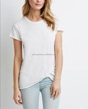 Various color wholesale price 95 cotton /5 elastane t-shirt