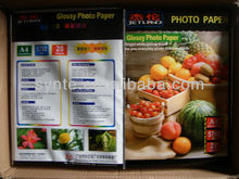High quality Photo Paper/Inkjet Paper A4 210gsm 20 sheets stock available