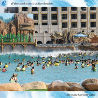 New Design Wave Pool of Water Park Playground Equipment (WP-V)