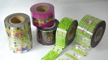 bargain good quality shrink sleeve film and bottle lebla for packing