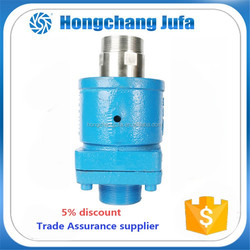 new china products for sale cast iron rotary union for plastic machines rotating joint