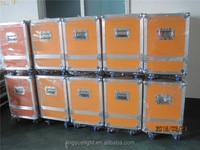 dj moving head aluminum flight case