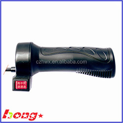electric bicycle throttle with 3 way speed switch
