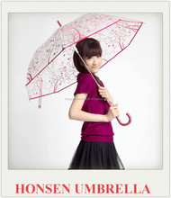 honsen Wind Resistant Golf Air Umbrella with Traveling bag
