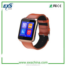 Alibaba mt2502 gsm cdma smart watch low price china android mobile phone display no camera