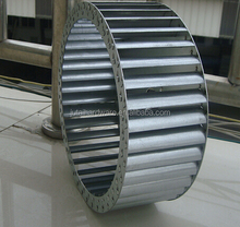 stamping welding alloy steel centrifugal pump impeller