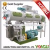 High efficiency poultry and livestock feed pellet mill maker