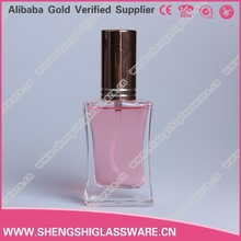 Classic glass perfume bottles for wholesale