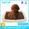 soft touch removable cover dog bed/ luxury dog bed for Christmas gifts