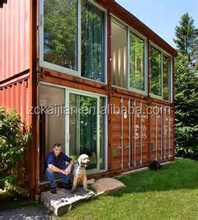 small prefab houses/ 20ft shipping container house price/ storage container