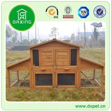 Commerial Outdoor Design Large Wooden Pet Rabbit House