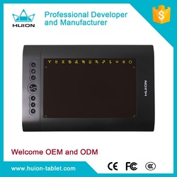 Huion H580 Digital Drawing Tablet Electronic Writing Pad for laptop