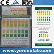 Ph-test Säure oder alkaliflüssigkeit streifen 4,5-9,0 fda cer-iso