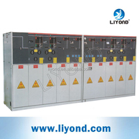 XGN-12 SF6 Metal-Clad Enclosed Ring Main Unit/SM6 RMU switchgear cabinet