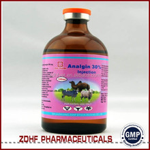 Long Acting Poultry Fever Medicine Analgin Injection 25%