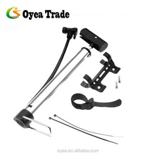 Portable multi-function mini bicycle pump/tire pump/air pump