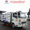 HOWO Good quality! 4x2 cleaning road sweeper truck for sale