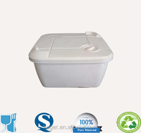 1000ml PP microwave food container plastic food container