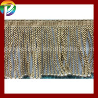 Long chainette Beads and Bullion Curtain Tassel Fringe,Trims for Curtain Decoration,Curtain Lace Trimmings for Drapes and sofa