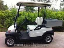 Electric Fuel Type and 1 - 2 Seats Cheap China electric Golf cart For Sale