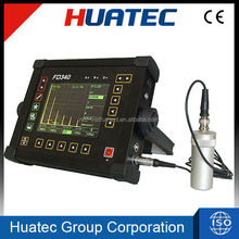 long range Ultrasonic Flaw Detector With LED Backlight Bright