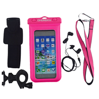 Most Popular Waterproof Bags For Mobile Phone