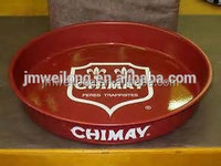 Customized design metal serving tray