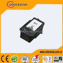 For canon cartridge CL511 direct from China factory