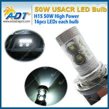 H15 High power super bright LED Headlamp 900lumen cre e led chip