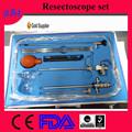 Alta calidad y barato quirúrgica médica rígida resectoscope