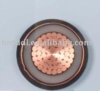 6kV Cable -35kV Copper / XLPE / PVC Power Cable Copper Tape Shield