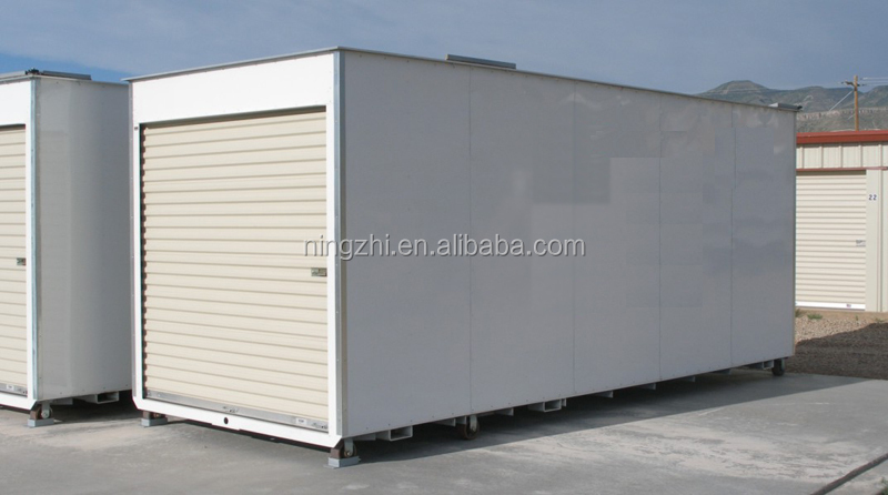 Prefabricated steel garage modern prefab garage cheap for Modern prefab garage