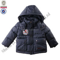 New design winter padded boys jacket/winter coat