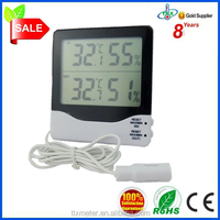 in out Car Digital Thermometer